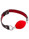 Red Oval Ball Gag