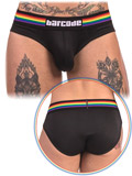 Barcode Berlin - Pride Brief - black