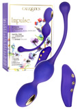 Impulse Intimate E-Stimulator Remote Dual Kegel Exerciser
