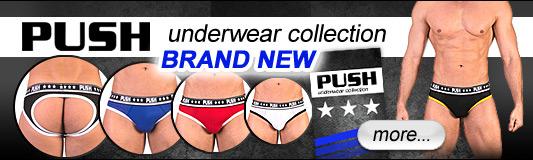 Push Underwear Collection